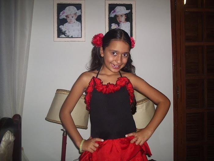 Minha LINDA amiga Anna Luiza!!!