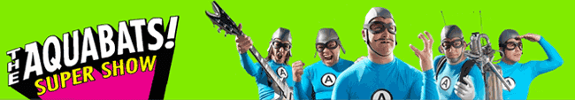 The Aquabats Super Show - Tour Blog!