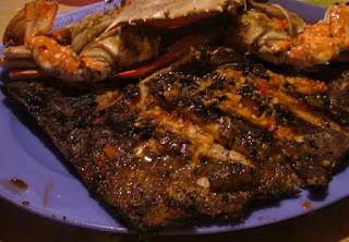 Grill Fish @ Filipino Market, Kota Kinabalu