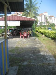 Nasi Lemak Stall @ Port Dickson