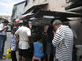 Teochew Cendol Stall @ Jalan Penang, Penang
