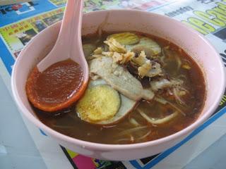 Har Mee / Prawn Noodle @ Jalan Gottlieb, Penang