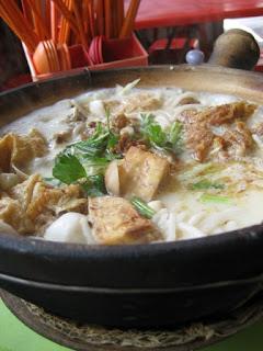 Best Fish Head Noodle KL @ Jalan Tiong Nam