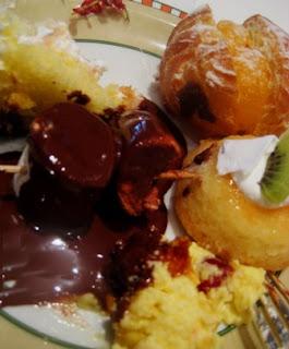 Desserts @ Avanti, Sunway Resort