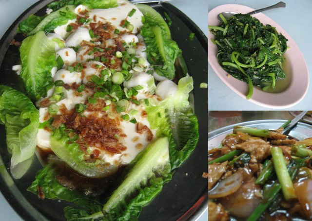 Other Dishes @ Sin Ki, Dengkil