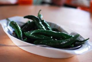 Big Green Chillies @ Bukit Tinggi BBQ, Bentong, Pahang
