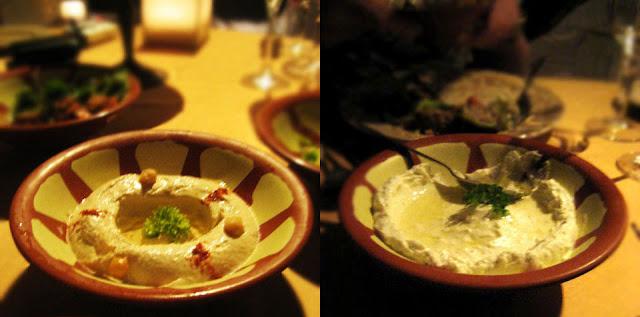 Hummus @ Al Nafourah, Le Meridien, KL