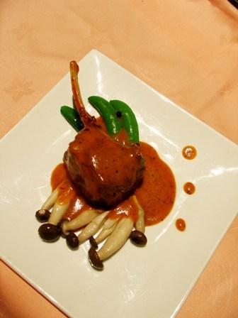 Mongolian Lamb Chop @ Toh Yuen, Hilton PJ