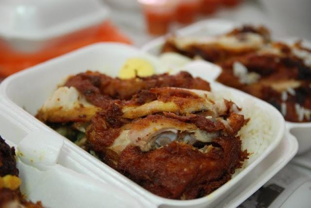 Fried Chicken @ Village Park Restaurant, Damansara Uptown, PJ
