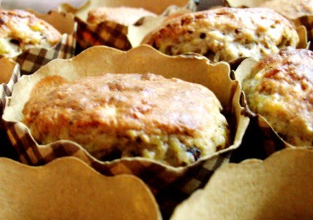 Banana Bread / Muffin Recipe