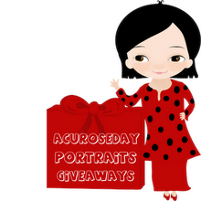 ACUROSEDAY PORTRAITS GIVEAWAYS