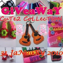 GIVEAWAY CUTE2 COLLECTION