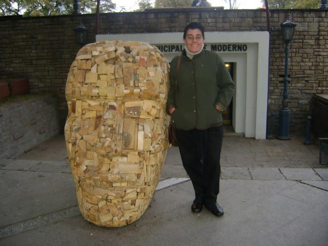 Nancy JAIME en MUSEO MUNICIPAL ARTE MODERNO