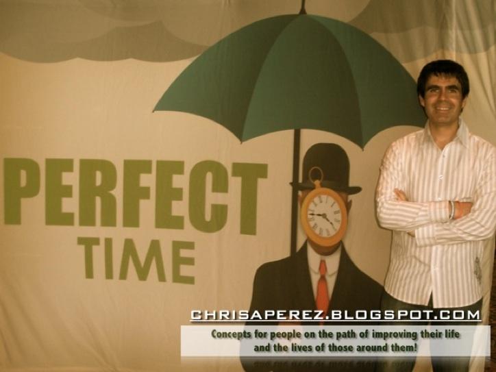 Chris A. Perez's Piece Of The Blogosphere