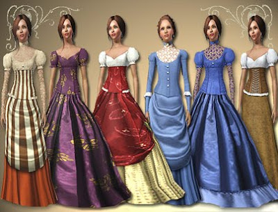 Historical Female Clothing by All About Style Family_479