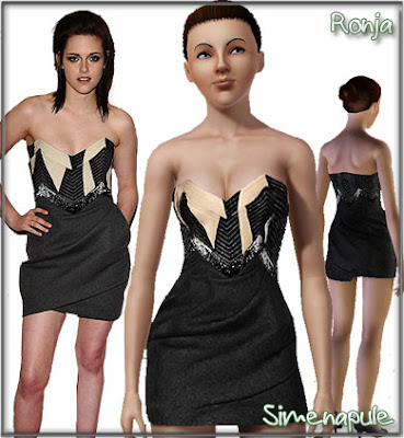 Sims 3 Clothing - 'celebrity' - The Sims Resource