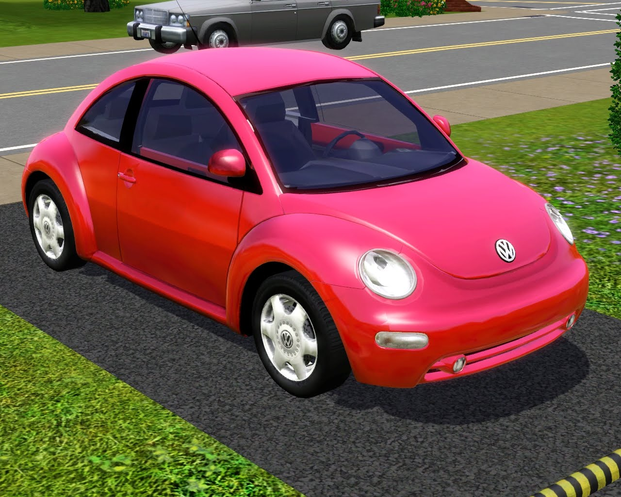 my sims 3 blog 2003 volkswagen new beetle by fresh prince. Black Bedroom Furniture Sets. Home Design Ideas