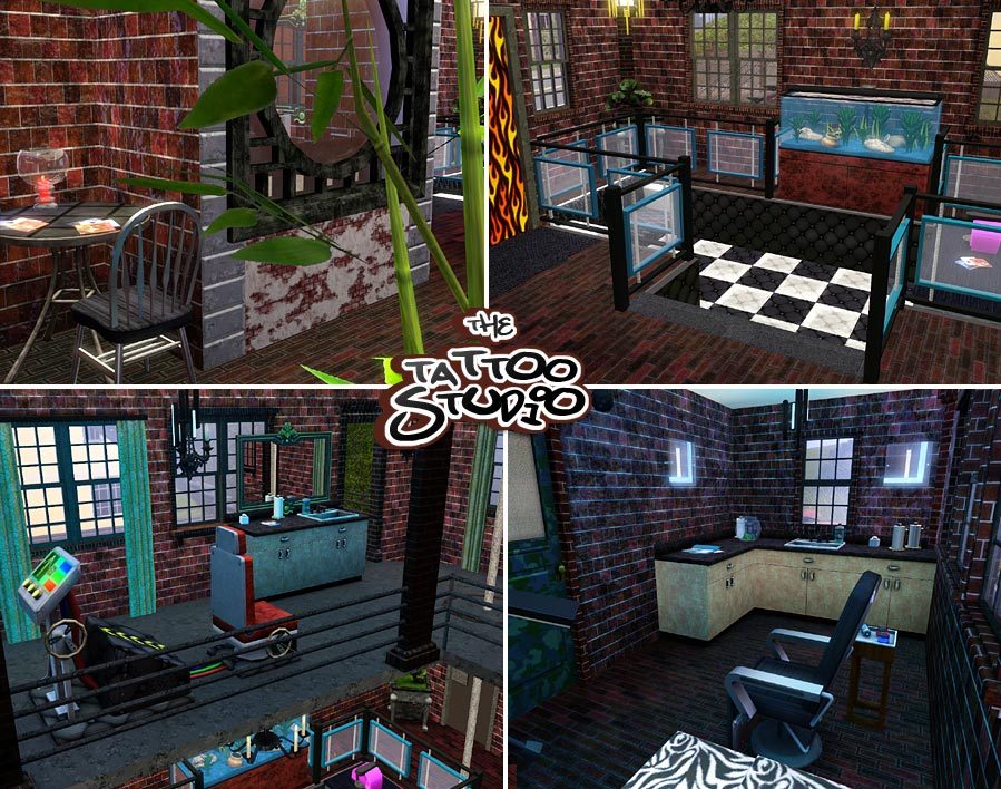 The Tattoo Studio - Community