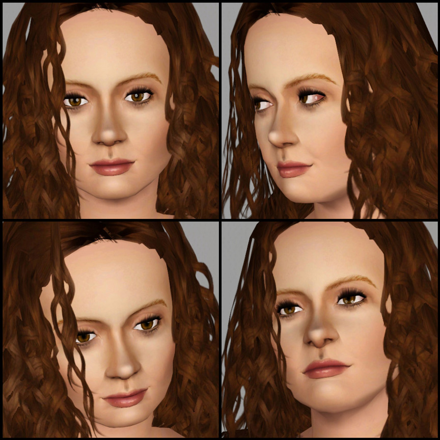 My Sims 3 Blog: Celebrity Sims at Mod The Sims
