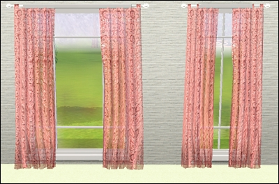 My Sims 4 U New Curtains By Mabra