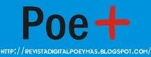 Página de la revista Poe +