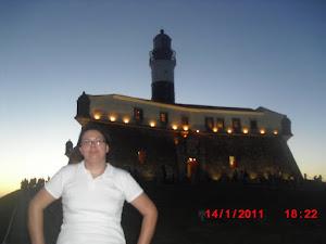 Visita de Duda a Bahia (terra da anja)