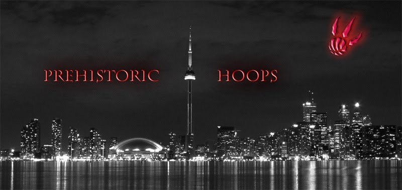 Prehistoric Hoops: A Toronto Raptors Blog