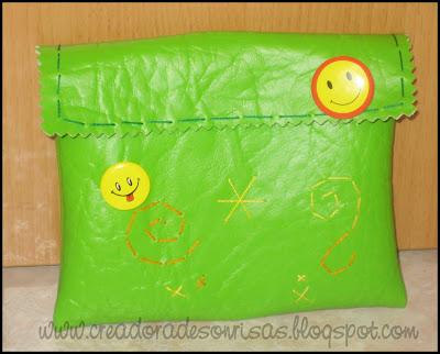 bolsos de fieltro