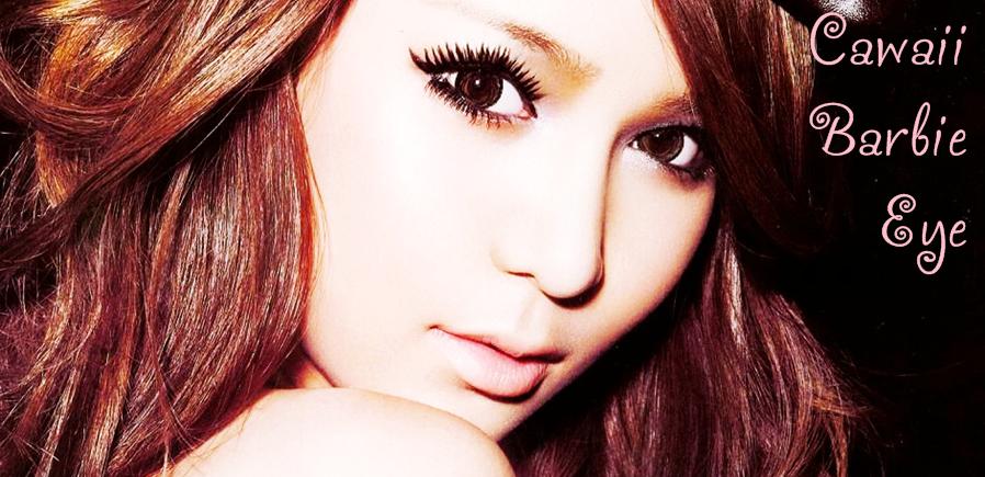 ☆★Cawaii Barbie Eye ❤ from KOREA with ❤