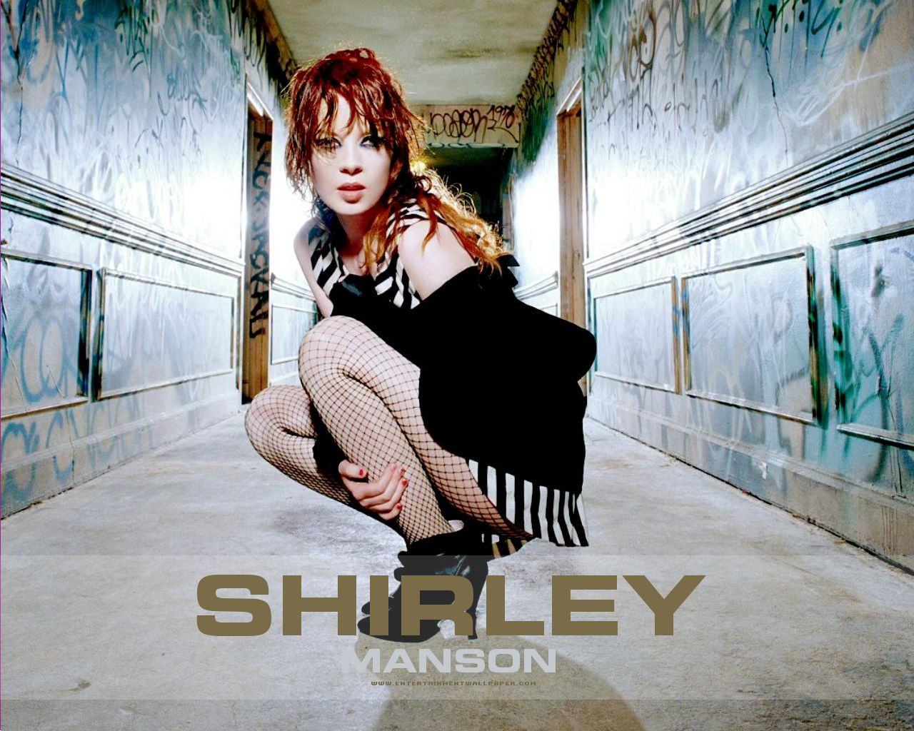 Carly on Comics: Hot Nerd of the Week: Shirley Manson!