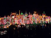 Small World during the holidays.