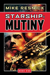 Starship: Mutiny by Mike Resnick