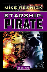 Starship: Pirate by Mike Resnick