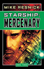Starship: Mercenary by Mike Resnick