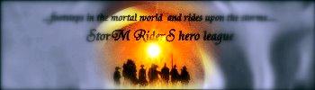 StorM RiderS by Bones