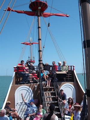 Leisure World Community: Black Dragon Pirate Ship Cruise