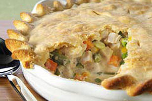Chicken Pot Pie From: A Taste of Memories: Comforting Foods From Our ...