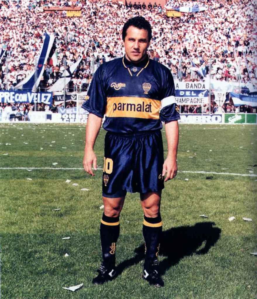 Los mejores 10 de Boca Juniors de la historia