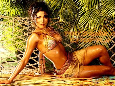 Priyanka Chopra Hottest Lingerie Images