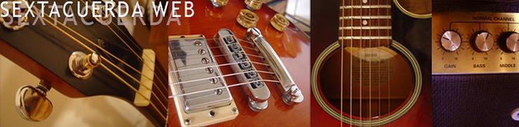 Clases de Guitarra: Sextacuerda Web