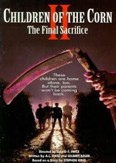 Los chicos del maíz II: El sacrificio final Poster
