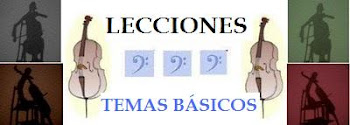 Lecciones de M.Pérez en YouTube.