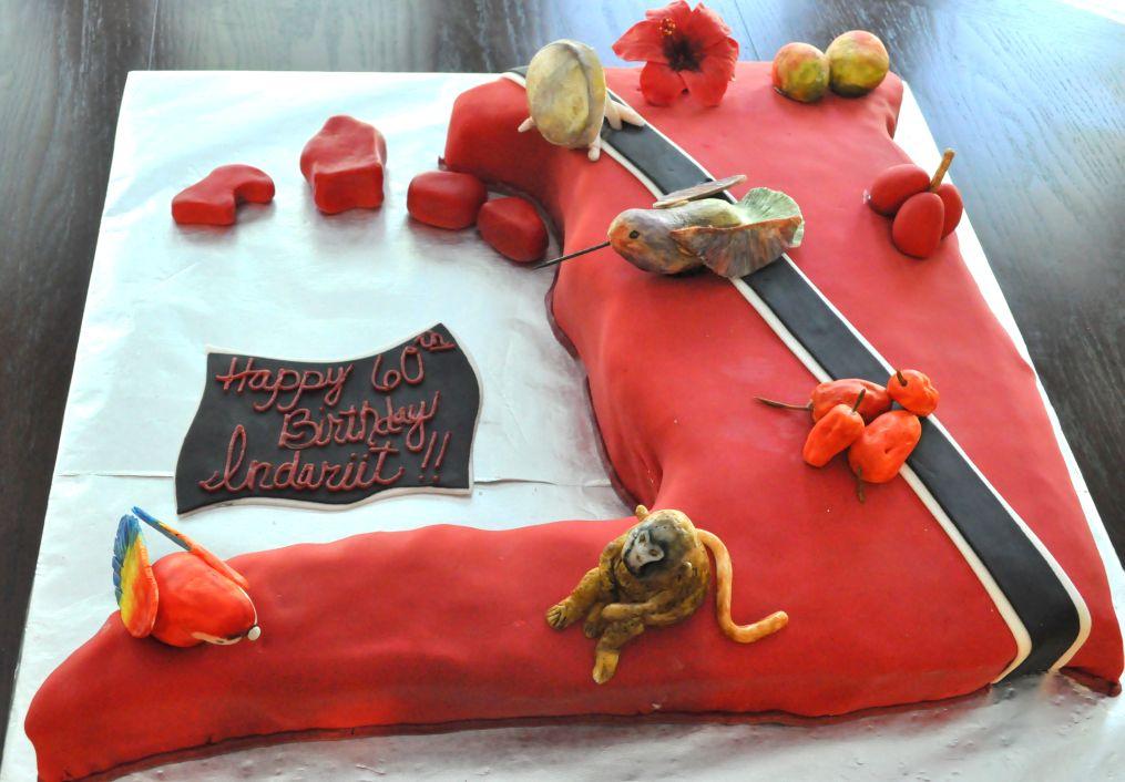 Edible Cake Images Trinidad : Marcia Birthday Cake - Hot Girls Wallpaper