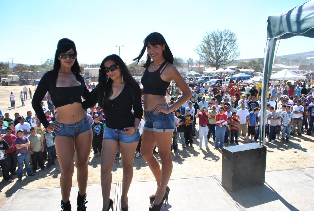 En La Feria De Candelaria Exhibicin Carros Tunning