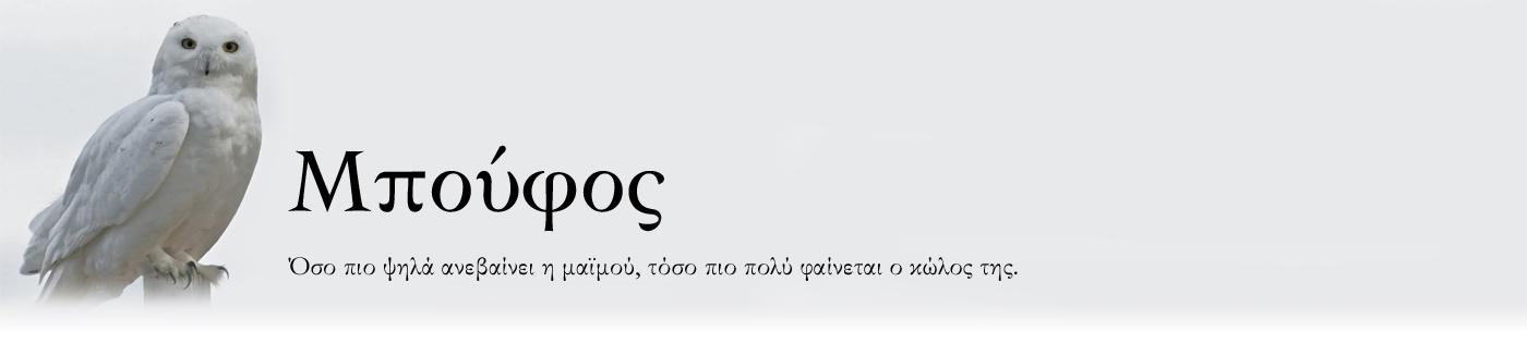 ΜΠΟΥΦΟΣ