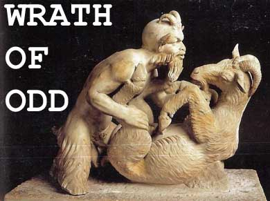 wrath of odd