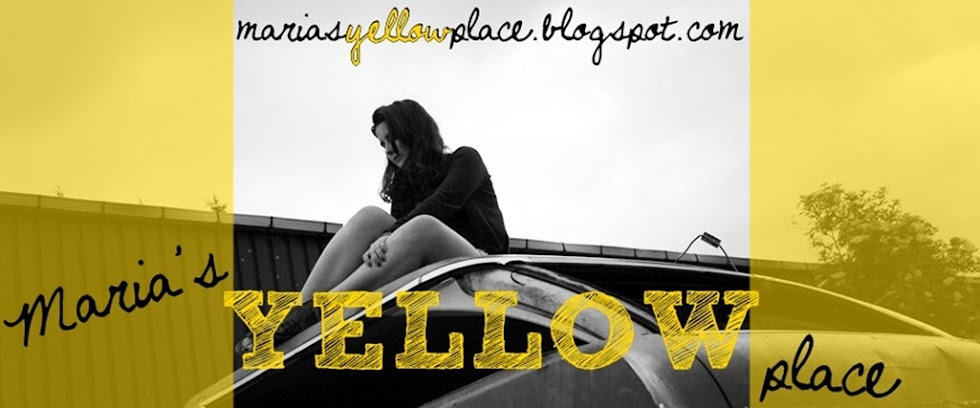 Maria's Yellow Place