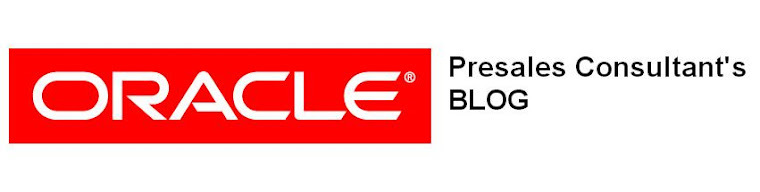 Learnings Of A Oracle Presales Consultant