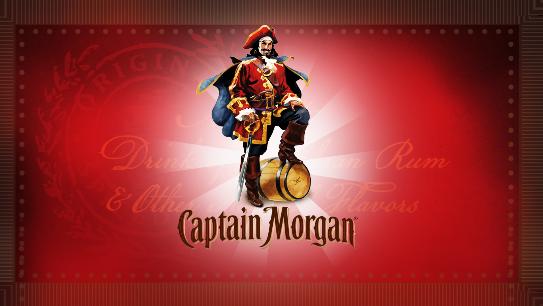Photo Collection Captain Morgan Logo Wallpaper