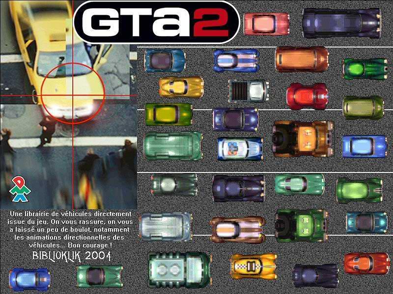 Videojuegos Chanantes: GTA2
